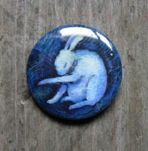 Hare Badge