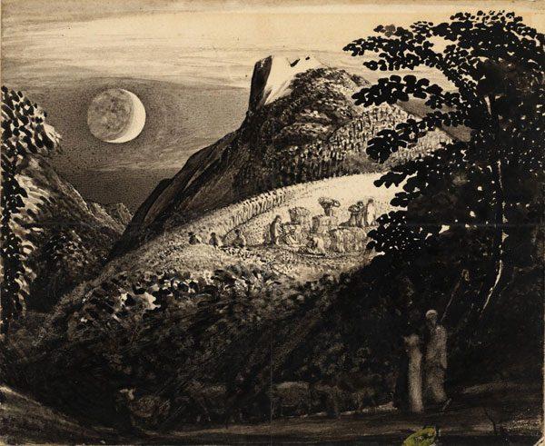 Harvest Moon - Samuel Palmer