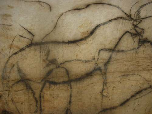 Horse Drawing - Pech Merle