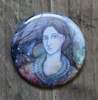 A :Letter at Twilght Pocket Mirror