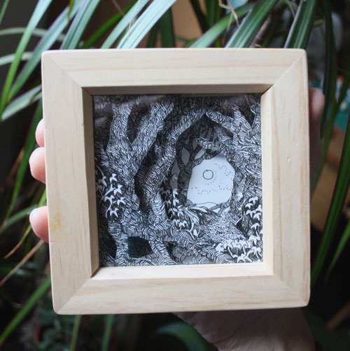 Mini Badger Boxframe