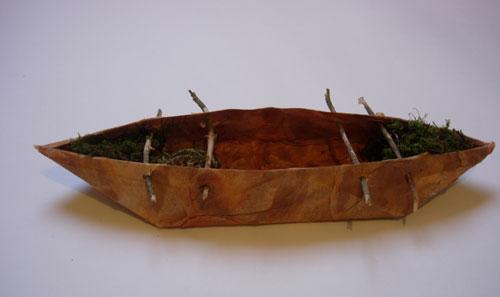 Moss Boat