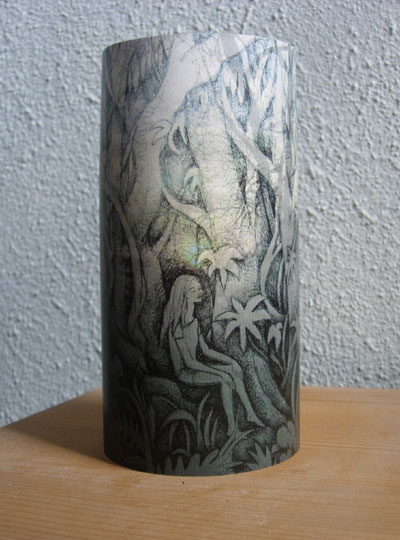 Memory Tree Lantern