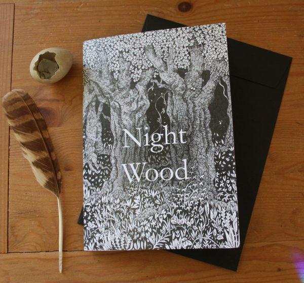 Night Wood Book