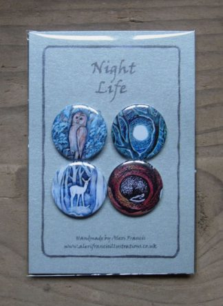 Night Life Badges