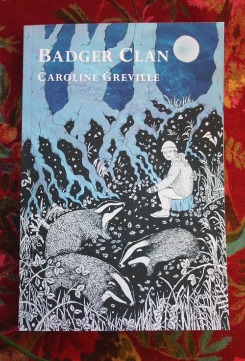 Badger Clan by Caroline Greville