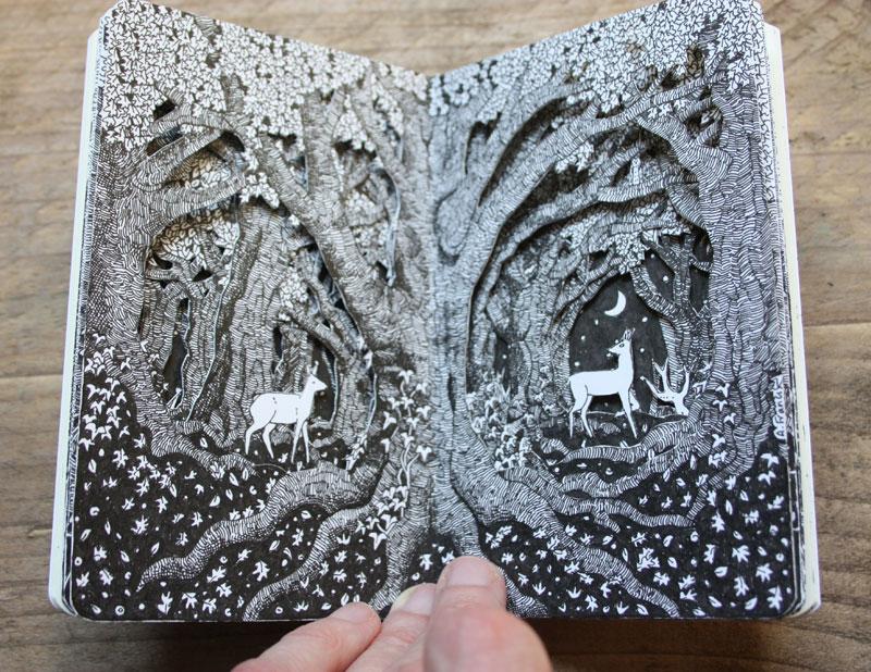 Pocket Altered Book