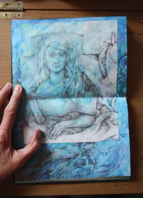 Rock Goddess in Diary