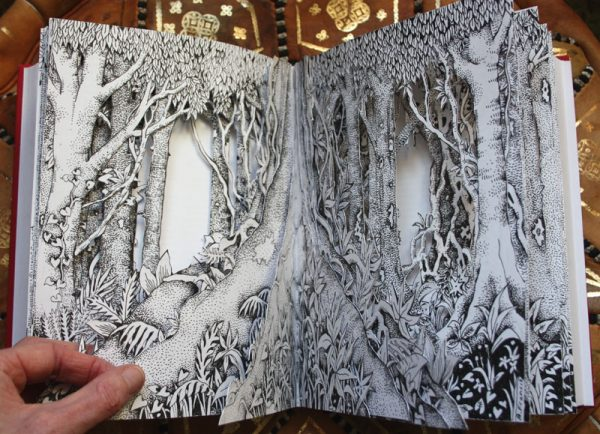 Roots Altered Book
