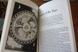 Page in Sacred Time