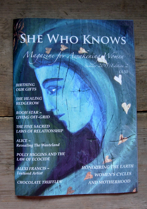 She Who Knows Magazine