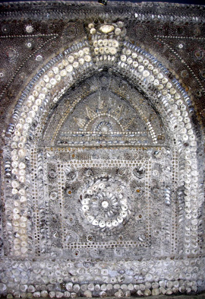 Shell Grotto Altar