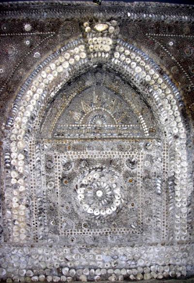 Shell Grotto Altar