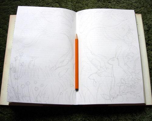 Image 4 Pencil Sketch