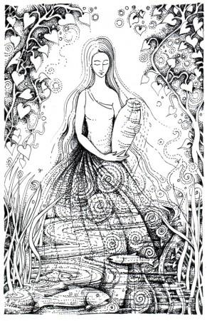 A Water Goddess
