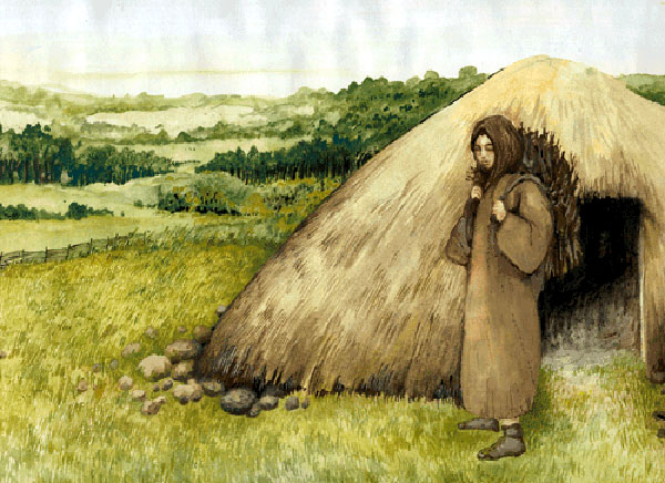 Bronze Age woman