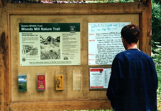 Woods Mill Board