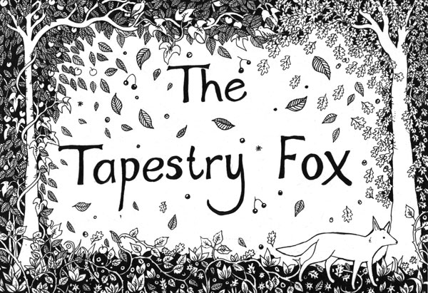 The Tapestry Fox Cover Idea